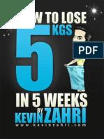 5kg5weeks English 1.3