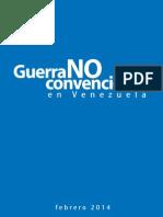 Guerra NO convencional en Venezuela