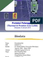 Proteksi Pelanggan (Pembatas Daya - Thermal)