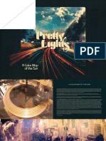 Pretty Lights - A Color Map of the Sun - Digital Booklet