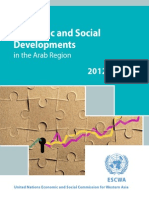 Survey of Economic and Social Developmentsin the Arab Region 2012-2013