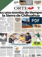 Periódico Norte edición impresa día 5 de marzo 2014