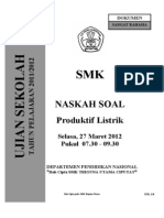 014. SOAL UJI TEORI INSTALASI LISTRIK_RIJAL.doc