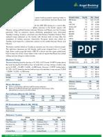Market Outlook 05-03-2014