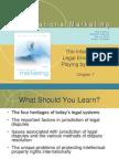04 the International Legal Environment
