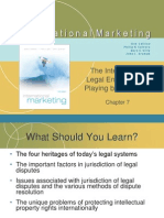 04 the International Legal Environment