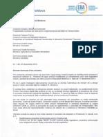 Scrisoare din partea AmCham si Asociatiei Europene de Business
