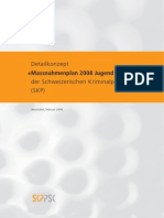 SKP-Massnahmenplan 2008, nur Teil 1