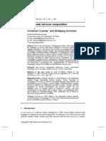 A Survey on Web Services Composition_Dustdar_Schreiner_inPress