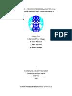 Hasil Diskusi FG 1 Prosedur Antenatal