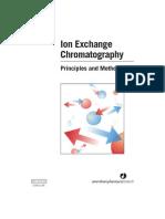 AMERSHAM Ion ExchangeManual