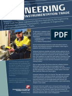 Electrical Instrumentation Trade