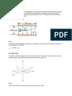 Mastering Physics Wk2-4,5,6