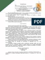 Personalitate juridica As nat. feroviara Al. Cosmovici