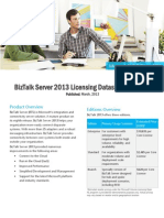 BizTalk Server 2013 Licensing Datasheet and FAQ