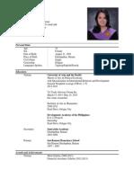 Aquino CV