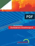 Dunkel Strahler