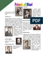Friends of Rizal