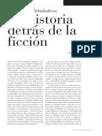 Rosa Beltrán- La máquina fabuladora. La historia detrás de la ficción