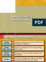 Chap 7- Media Planning and Strategy