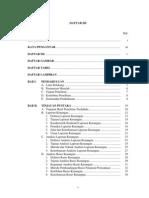 Analisis Rasio Keuangan Sebagai Salah Satu Alat Untuk Menilai Kinerja Manajemen (Tinjauan Pada Kinerja Keuangan, Studi Kasus Pada Pt. Gudang Garam Tbk Yang Listing Di Bej) Daftar Isi.ps