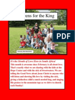 Feb 2014 Queens for the King Newsletter as PDF