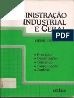 Administração Industrial e Geral - Henry Fayol.pdf