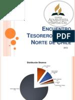Encuentro Tesorero Misión Norte de Chile