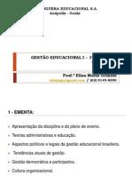 1 Aula GestaoEducac.teorias Administ.10!2!2011