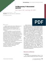 Aplastic Anemia and Monosomy 7–Associated