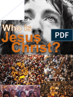 CFC CLP Talk 2 - Who is Jesus Christ