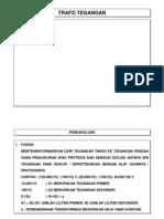 Pengertian CT & PT pada Jaringan Distribusi