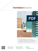Mini Natural Ventilation Brochure 2014
