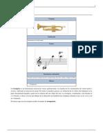 Historia Trompeta