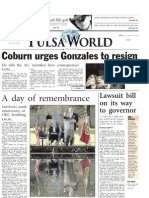 Alberto Gonzales Files