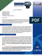 Boletin Informativo de INFOJUNTOS No.1-1