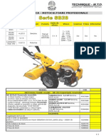 Fisa Tehnica Motocultorqew Pasquali Sb28