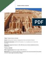 Tempio Di Amon a Karnak