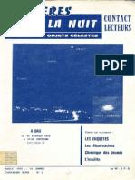 Lumieres Dans La Nuit - 119 Juil 1972