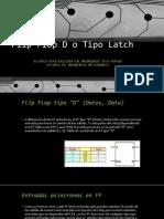 Flip Flop D o Tipo Latch2.pptx