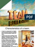 Team Building & Leadership