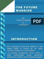 4g-the future warrior