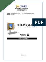 Dir Arte-Apostila10 - Criacao TV