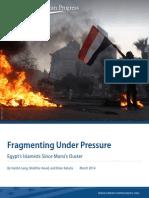 Fragmenting Under Pressure