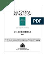 Redfield, James - La Novena Revelación