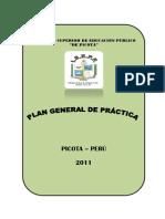Plan General de Practica 2011
