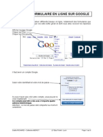 Google Formulaire