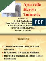 Ayurveda Herbs Medicinal Uses of Turmeric 1193898656247405 5