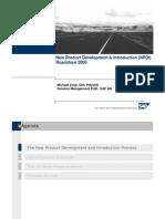 Overwiew Presentation PLM NPDI Roadshow 2006
