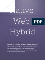 White Paper MobileAppStrategy